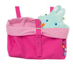 Snoozebaby Toybag Funky Pink