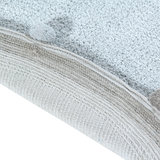 Lorena Canals vloerkleed Bubbly Soft Blue detail