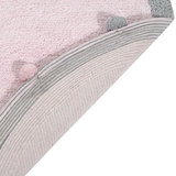 Lorena Canals vloerkleed Bubbly Soft Pink detail