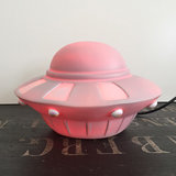 House of Disaster UFO Lamp