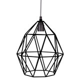 Hanglamp Wire black