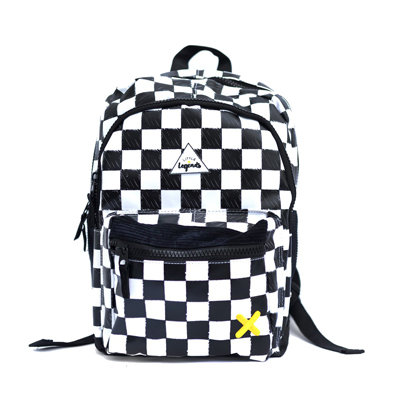 Little Legends Rugzak Checkerboard