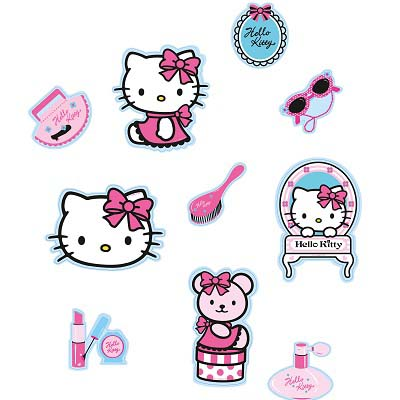 Hello Kitty Mini foam elementen