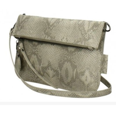Naturel bag Julia snake