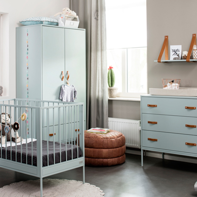 Coming Kids Bliss Babykamer Seagreen