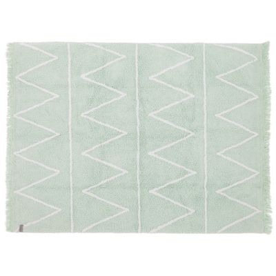 Lorena Canals vloerkleed Hippy mint