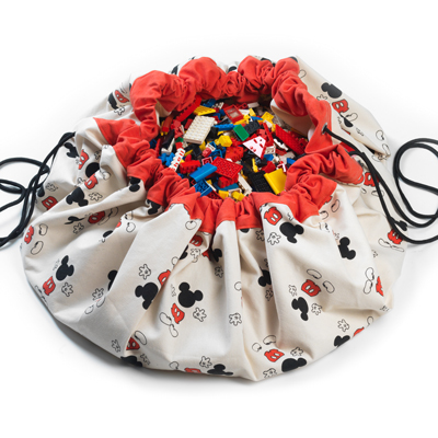 Play&Go Speelgoedzak Speelkleed Mickey Cool