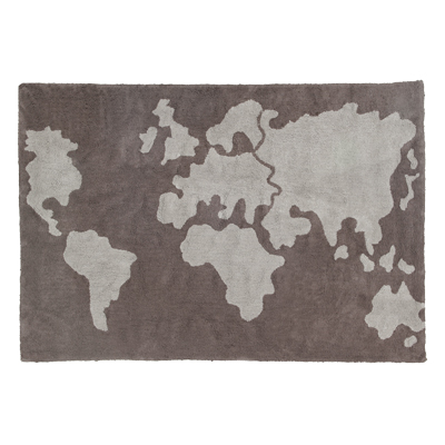 Lorena Canals vloerkleed World Map