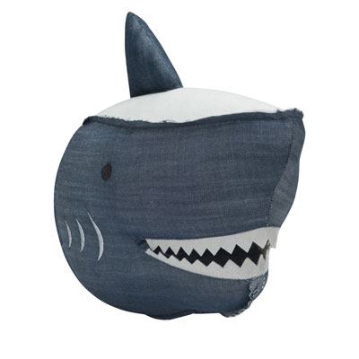 Stapelgoed Shark denim head