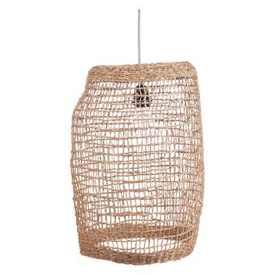 Isis Hanglamp Seagrass Naturel