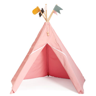 Roommate Tipi tent roze