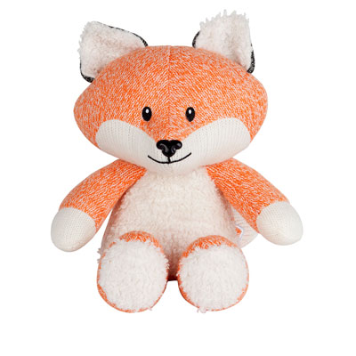 Hartslag Knuffel Robin the Fox