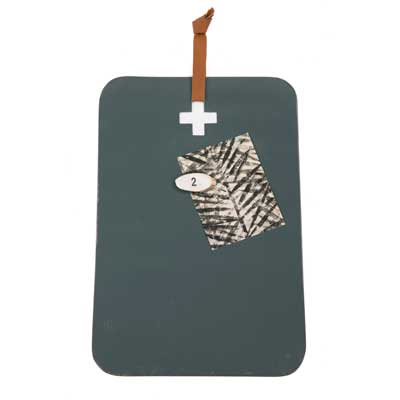 Magneetbord Bottle green