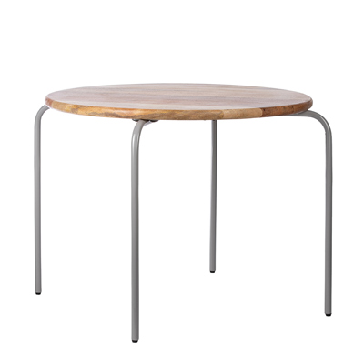 KidsDepot Circle Tafel Grey