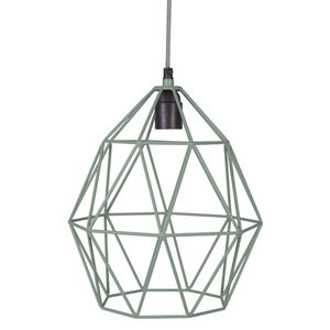 Hanglamp Wire seagreen