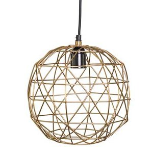 Toss Hanglamp Wire Gold