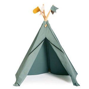 Roommate Tipi tent grey