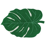 Lorena Canals vloerkleed Monstera Leaf